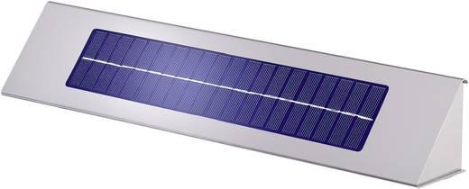 Napelemes LED-es tábla megvilágító, max. 25 óra, rozsdamentes acél, Esotec Profi 2 102252