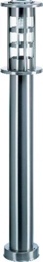 Napelemes LED-es kertilámpa, max. 12 óra, ezüst, Lona nagy, IVT 8271C3
