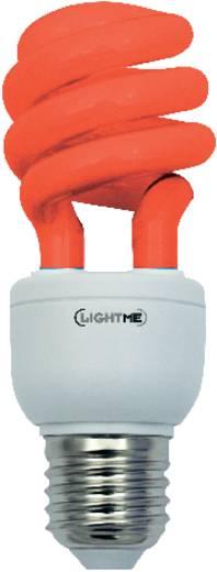 Megaman Economy Color energiatakarékos izzó piros, cső forma, E27, 11W, 275 lm, 6000 h, Ø 48 mm x 144 mm, MM51110