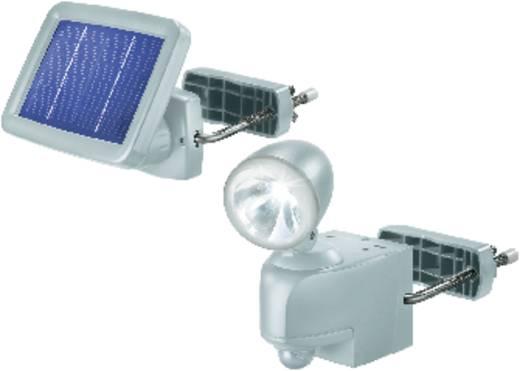 Napelemes LED-es fényszóró mozgásérzékelővel, Esotec 102402