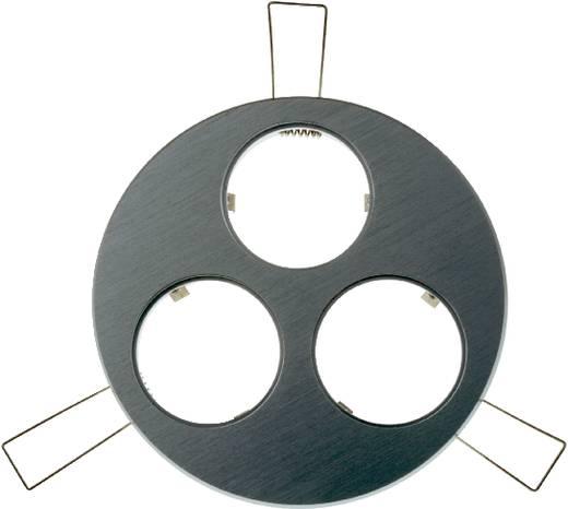 Beépítő keret, kerek, 3-as, Alu, Barthelme 62515308