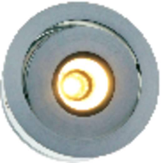 Modena beépíthető spot, Power-LED, alu, hideg-fehér, 62514015