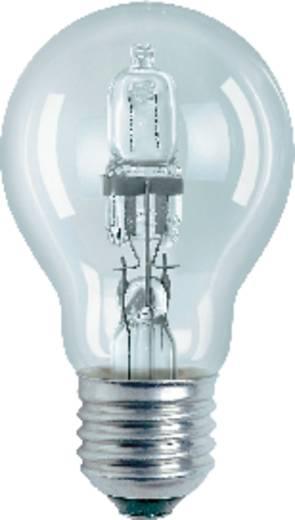 Eco halogén izzó, hagyomás formájú, E27, 18W, 2800K, 170 lm, 2000 h, Ø 56 mm x 96 mm, Osram