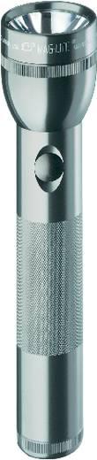 LED-es kézilámpa, 8 óra, titánszürke, Mag-Lite LED 2-D-Cell ST2D096