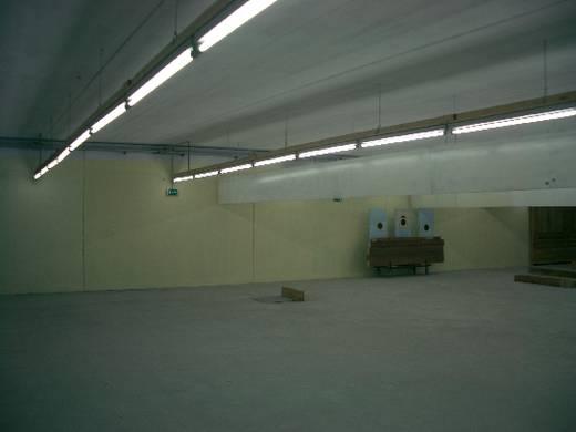 Vízhatlan lámpatest, G13, 36 W, 230 V, szürke, VVG, Regiolux 55521361100