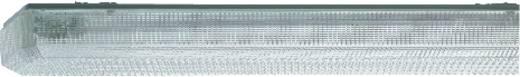 Mennyezeti lámpa, 1570 mm x 106 mm, 230 V/50 Hz, G13, 1 x 58 W, VVG ezüst színű, Regiolux 21101581130