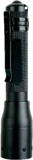 LED-es zseblámpa, Nichia LED, 7 óra, 35 g, fekete, LED LENSER P3 BM 8603