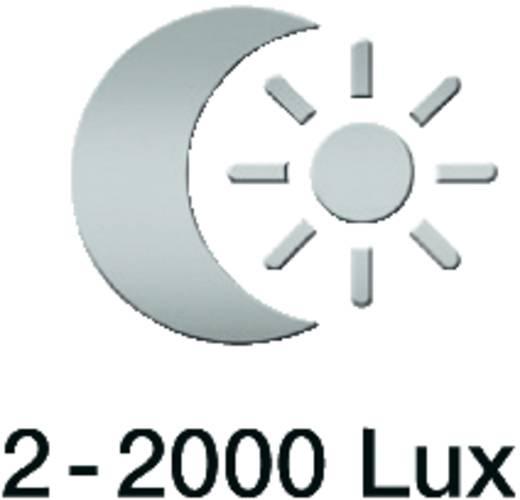Kültéri fali lámpatest és házszámtábla mozgásérzékelővel, G9, 2x40 W, 230 V, alu, Steinel 647810