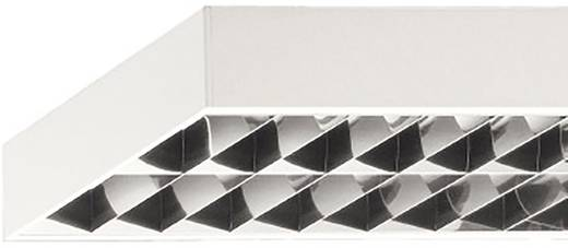 Mennyezeti rácsos lámpatest, 1541 mm x 284 mm, 230 V/50 Hz, G13, 2 x 58 W, fehér, Regiolux RSADC, EVG 65042584170