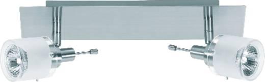 Mennyezeti fényszóró Nagyfeszültségű halogén GU10 100 W Nice Price 3695 Nikkel, Selyem