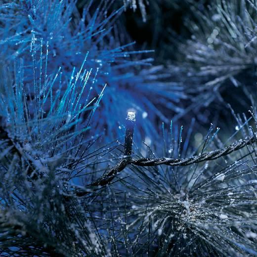 Kültéri mini fényfüzér, 40 LED-del, kék, 1624 cm, Konstsmide