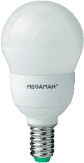 LED-es fényforrás, E14, 3 W, melegfehér, csepp forma, Megaman® CLASSIC