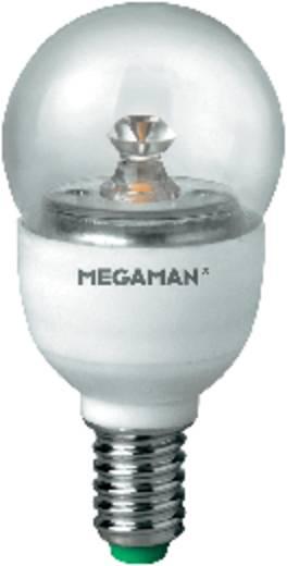Energiatakarékos LED-es fényforrás, E14, 3 W, melegfehér, gyertya forma, Megaman® CLASSIC