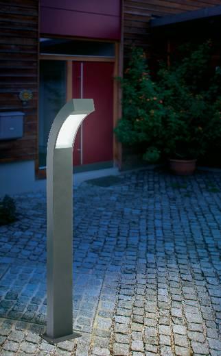 Kültéri álló LED-es lámpatest, 3 W (hidegfehér), 230 V, IP44, antracit, Esotec HighLine 105194