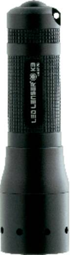 LED-es zseblámpa, Nichia LED, 2 óra, 34 g, fekete, LED LENSER K3 8313