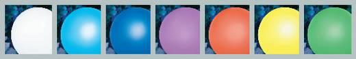 Napelemes LED-es világító gömb, 400 mm, max. 12 óra, rozsdamentes acél, Esotec Trendy 106044