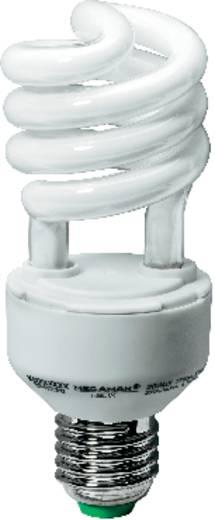 Energiatakarékos lámpa 134 mm Megaman 230 V E27 20 W = 89 W Nappalifény-fehér EEK: A Spirál forma Tartalom, tartalmi egységek rendelésenként 1 db