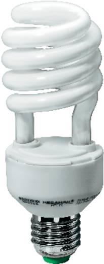 Energiatakarékos lámpa 138 mm Megaman 230 V E27 23 W = 99 W Nappalifény-fehér EEK: A Spirál forma Tartalom, tartalmi egységek rendelésenként 1 db