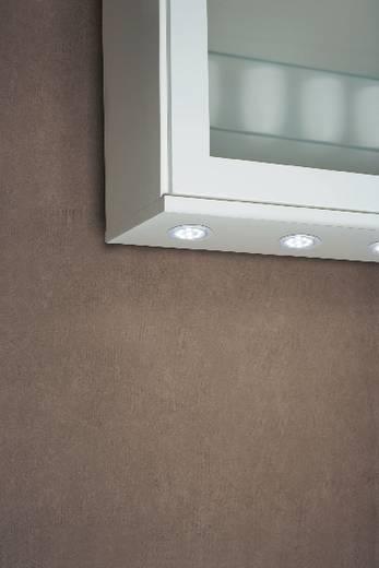 Besüllyeszthető LED-es lámpatest, 3x1 W (átlátszó), 230/12 V, IP67, Paulmann UpDown 98794
