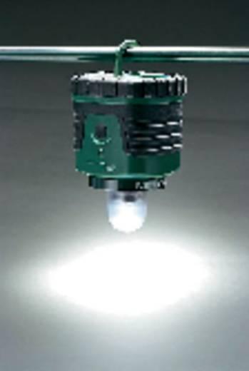 LED-es kempinglámpa, Nichia LED, 50 óra, zöld/fekete, LiteXpress Camp 200 LXL902008