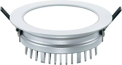 Downlight, beltéri beépíthető, 24 W, LED-es, ezüst-szürke, Sygonix Prato 34338C
