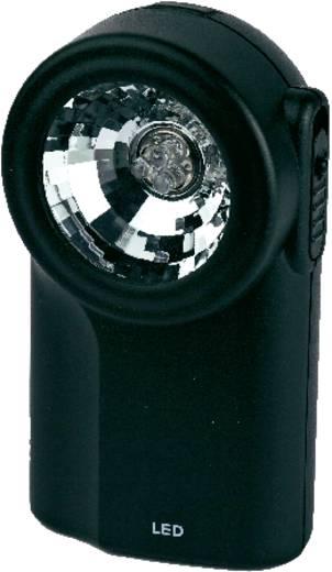 LED-es zseblámpa, 115 g, fekete, Ampercell 00114