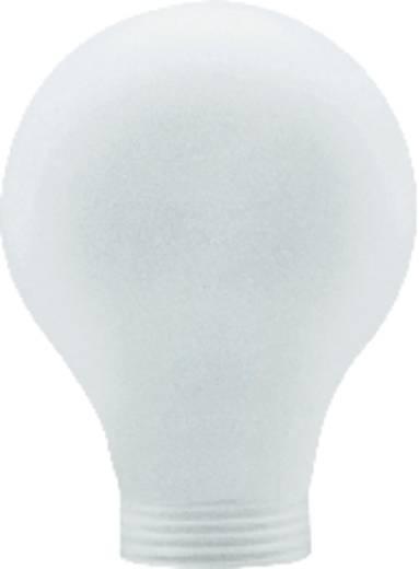 Üvegbúra gömbizzó forma, szatén, Paulmann 87573