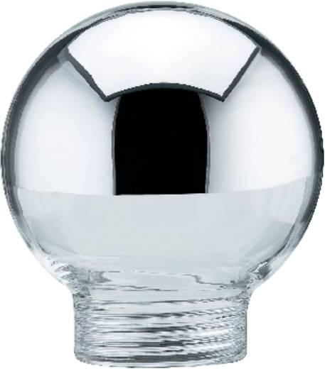Üvegbúra csepp forma, ezüst/tető tükörrel, Paulmann 87568