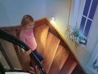 LED-es lépcső megvilágítás mozgásérzékelővel GEV