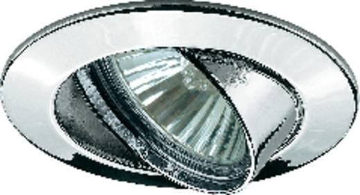 Beltéri beépíthető lámpa, 230 V, halogén lámpa, króm, billenthető, Paulmann Premium Line 98943
