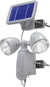 Napelemes LED-es fényszóró mozgásérzékelővel, duó, Esotec 102403 Esotec
