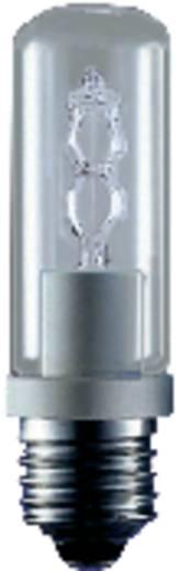 Nagyfeszültségű halogén izzó 105 mm OSRAM 230 V E27 100 W, melegfehér, EEK: D, dimmelhető