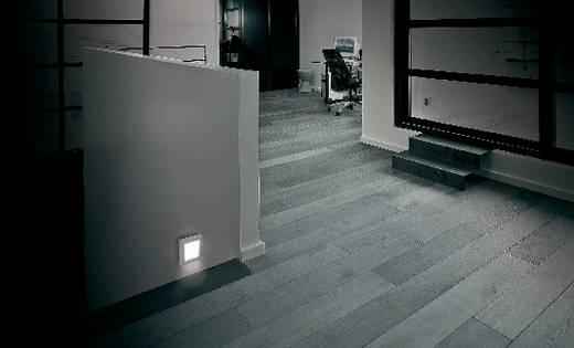 Éjszakai fény Szögletes LED Fehér Ezüst