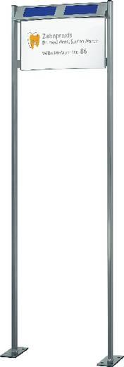 Fém állvány az L információs táblához, Esotec 102220