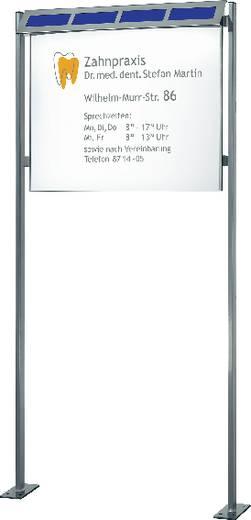 Fém állvány az XL és XXL információs táblához, Esotec 102222