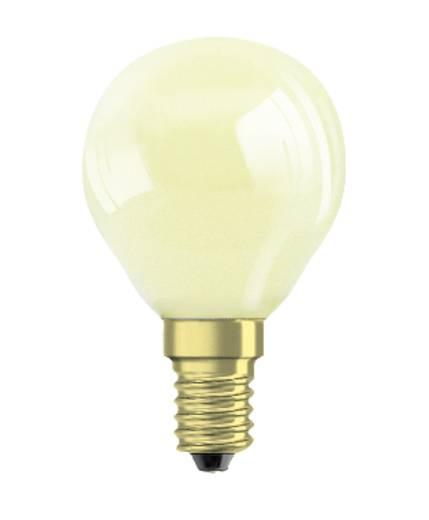 Fényforrás dekorációs célokra, E14, 11 W, sárga, csepp forma, Osram 4008321489838