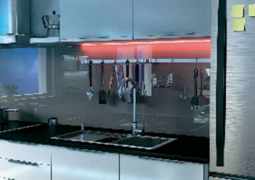 LED szalag készlet, 3 x 97 cm, fekete, fixen beépített RGB LED-del, Paulmann YourLED Stripe 70214