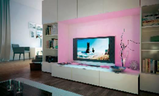 LED szalag, 97 cm, fekete, fixen beépített RGB LED-del, Paulmann YourLED Stripe 70210
