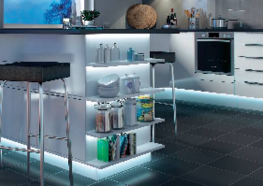 LED szalag, 97 cm, semleges fehér, Paulmann YourLED Eco Stripe 70209