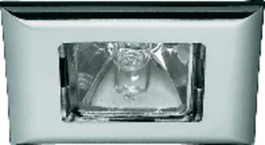Beépíthető lámpa, halogén fényforrás, króm színű, GU5.3, Paulmann Premium Quadro 5703