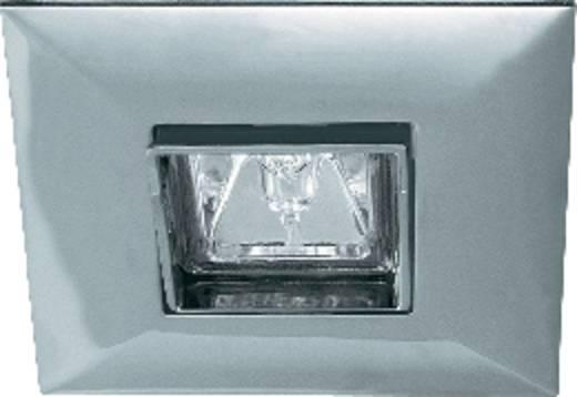 Beépíthető lámpa, halogén fényforrás, króm színű, GU5.3, Paulmann Quadro 5708