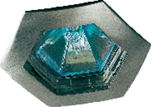 Beépíthető lámpa, halogén fényforrás, vas színű, GU5.3, Paulmann Hexa 5754