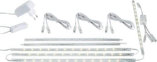 LED csík készlet, 6 részes, melegfehér, FC-CIL6X12LED