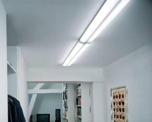 Mennyezeti lámpa, 626 mm x 140 mm x 50 mm, 230 - 240 V/ 50 - 60 Hz, G13, 2 x 18 W, ezüst-szürke, Osram LUMILUX DUO®