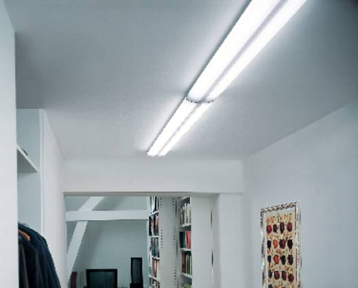 Mennyezeti rácsos armatúra, lámpatest G13 72 W OSRAM LUMILUX DUO EL-F/R