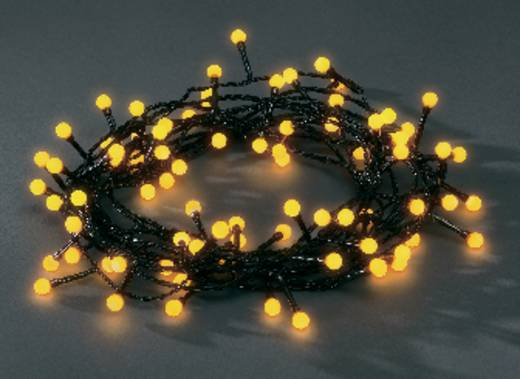 Kültéri mini fényfüzér 80 LED-del, hidegfehér, 1132 cm, Konstsmide