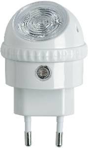 konnektoros LED-es éjszakai fény alkonykapcsolóval, Osram Lunetta 4050300952505 (4050300952505) OSRAM