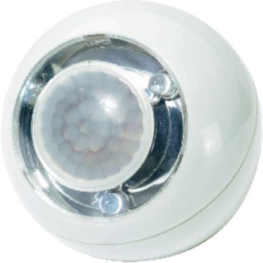 LED-es gömb formájú lámpa mozgásjelzővel, Lightboy, fehér