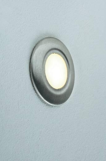 Dekor lámpabúra, kör, rozsdamentes acél, IP65, Paulmann Special Line 93742