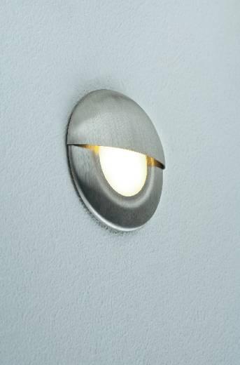 Dekor lámpabúra, kör, rozsdamentes acél, IP65, Paulmann 93743